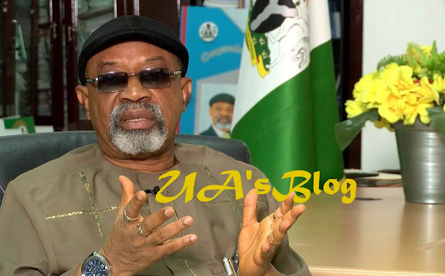 Drama As NLC Protest Against Ngige Turns Bloody In Abuja