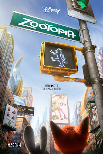 Zootopia (BRRip 1080p Dual Latino / Ingles) (2016)
