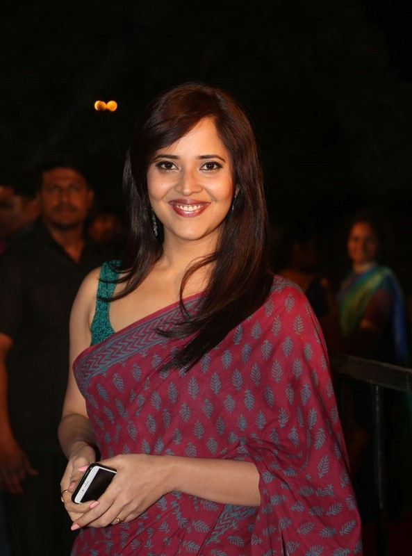 Hot Images for TV Anchor Anasuya
