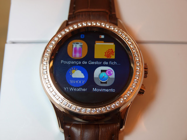 Análise Smartwatch No.1 D2 23