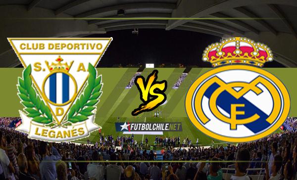 Ver stream hd youtube facebook movil android ios iphone table ipad windows mac linux resultado en vivo, online: Leganés vs Real Madrid