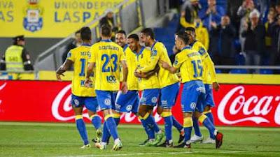 Vídeo goles Las Palmas 3 Valencia 1