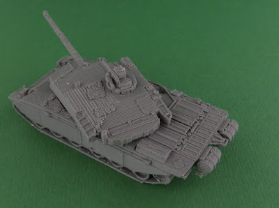 British Challenger 1 picture 6