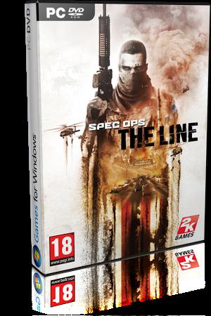 Spec Ops The Line PC Full Español
