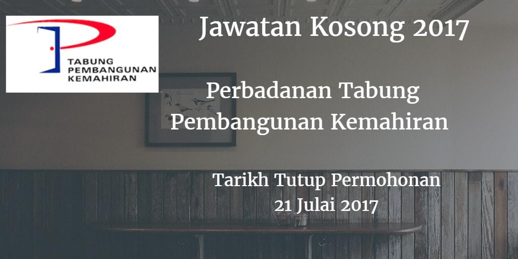 Jawatan Kosong PTPK 21 Julai 2017