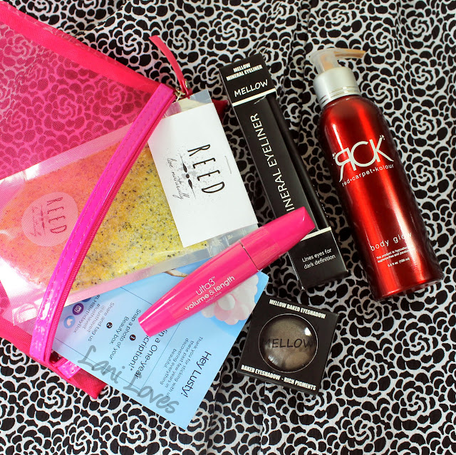 September 2015 Lust Have It Box Review