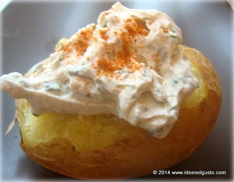 Salmone al Prosecco con patate al cartoccio