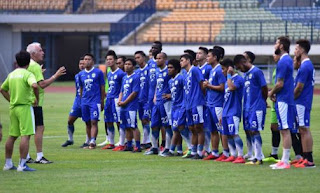 Gomez Ingin Persib Cetak Banyak Gol ke Gawang Arema FC