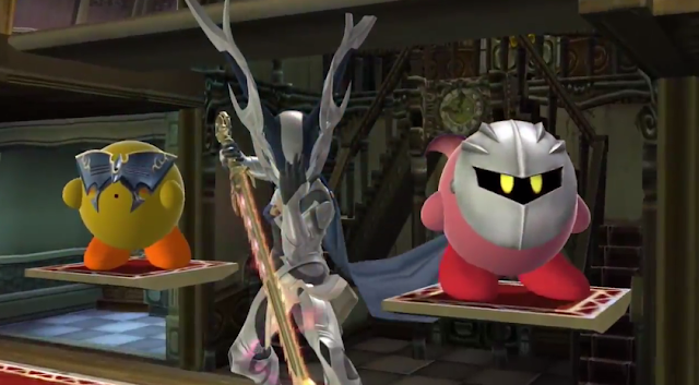 Corrin Super Smash Bros. Lucina Kirby Meta Knight