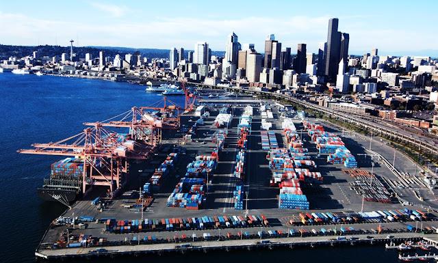 Port Seattle, Estados Unidos