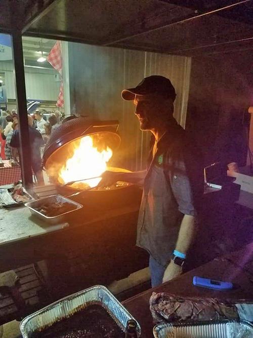 Pensacola Eggfest VIP Grilling Demo #bestangusbeef