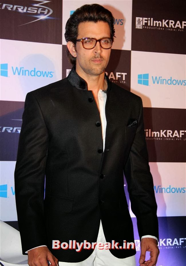 Hrithik Roshan at Halloween Party to Promote Krrish 3, Halloween Party to Promote Krrish 3
