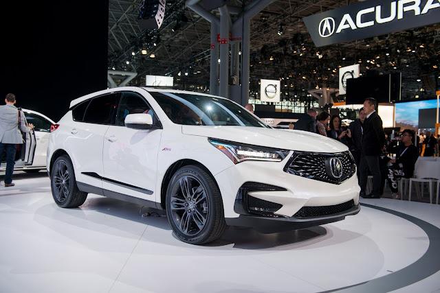 SUV Acura RDX 2019