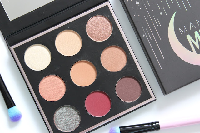 MannyMUA x Makeup Geek Palette | Review & Swatches