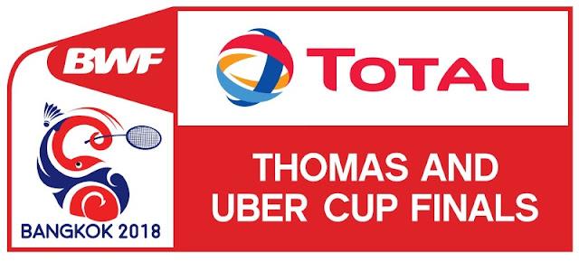 Live Streaming Piala Thomas Malaysia vs Indonesia [24 Mei 2018]