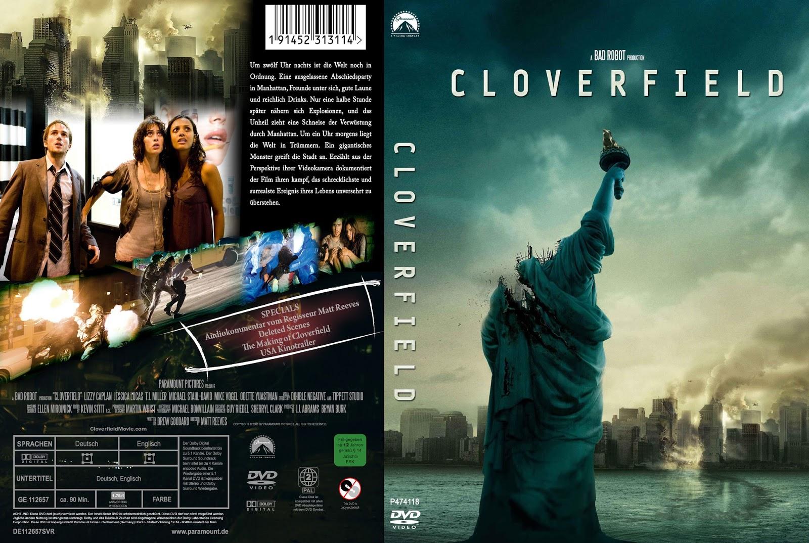 Cloverfield 2008