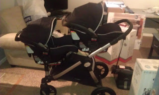 Our Journey To A Family Of Four Twins Stroller Baby