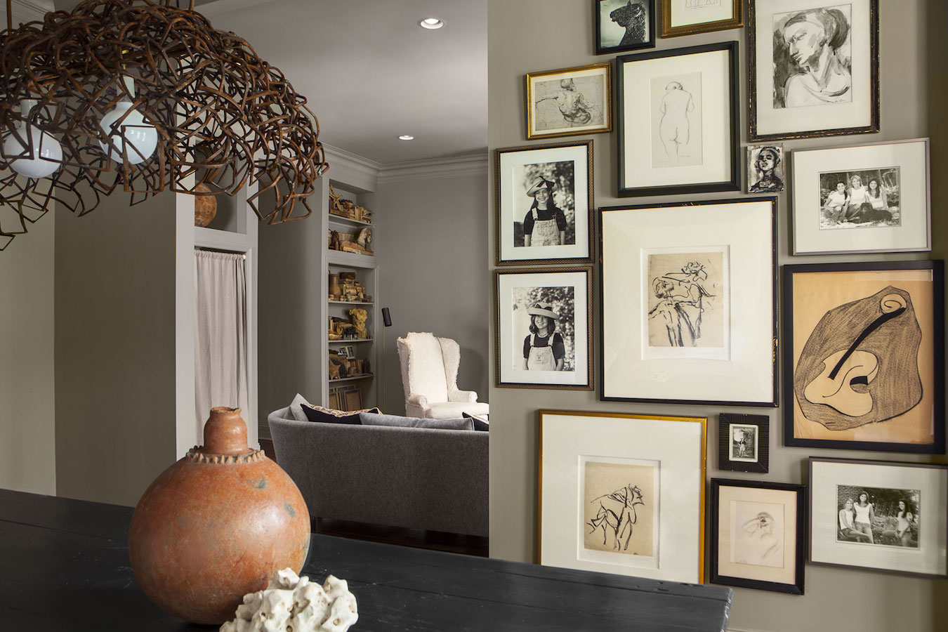 {Home Decor Inspiration} Michael Del Piero