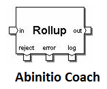 Rollup Component Ab Initio