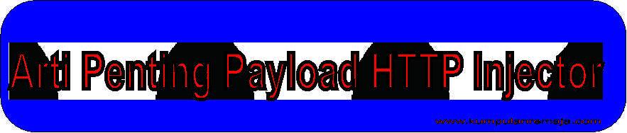 Penjelasan Kata kata dalam pembuatan Payload Pada aplikasi HTTP