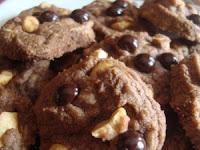 Kue Kering Coklat Resep dan Cara Membuatnya