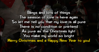 xmas christmas love wishes messages