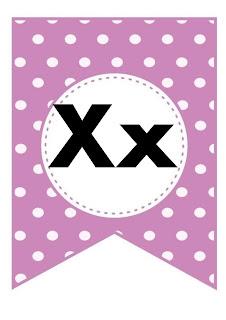 ALFABETO%2BBANDEIRINHA%2BLILAS-page-024 Lindo alfabeto bandeirinha para baixar grátis