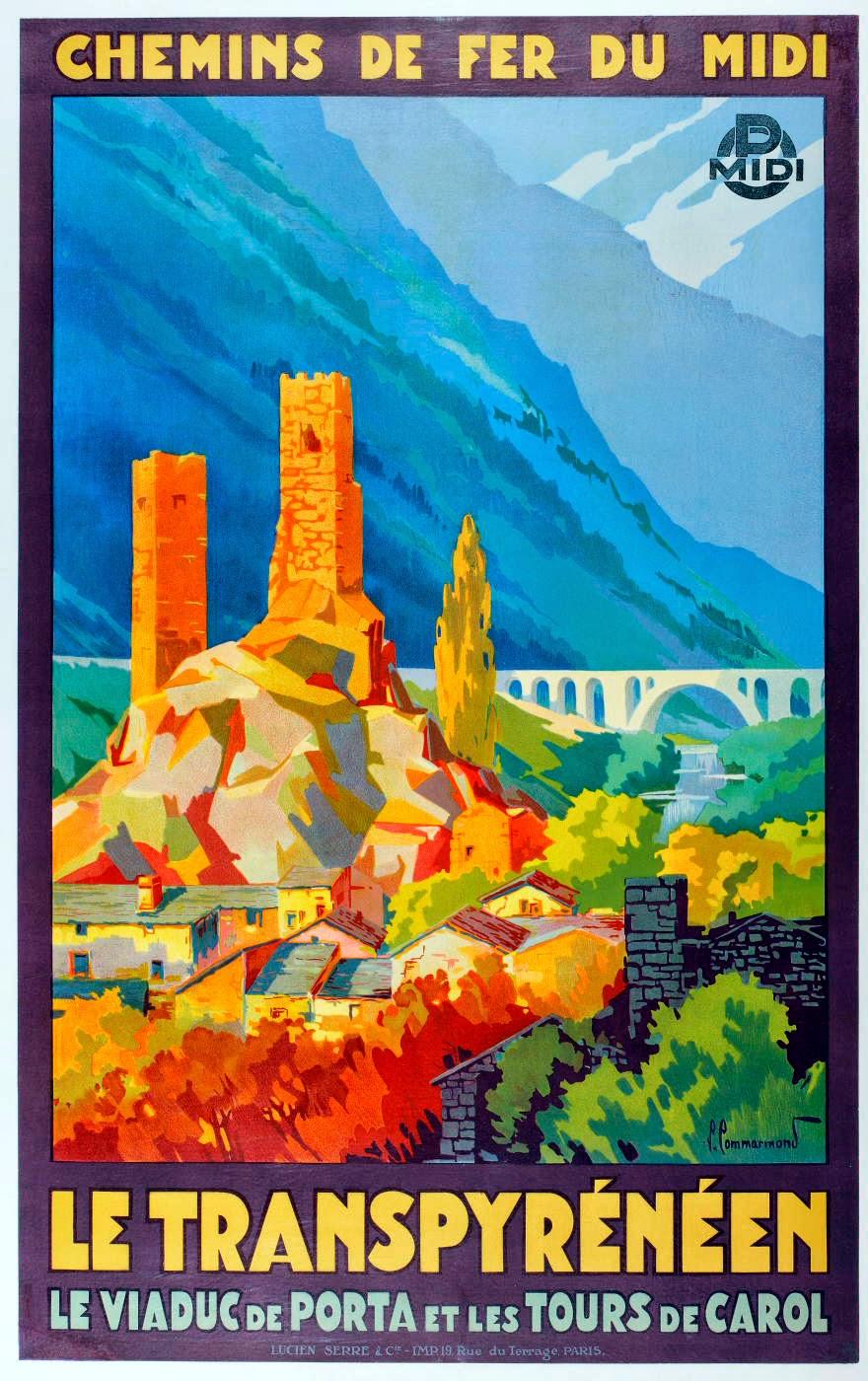 Vintage Poster Artists 74