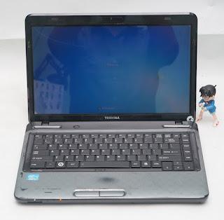 Jual Toshiba L745 - Laptop Bekas