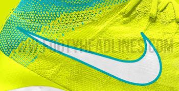 Nike Magista Opus FG Schwarz/Gr眉n/Orange www Unisport