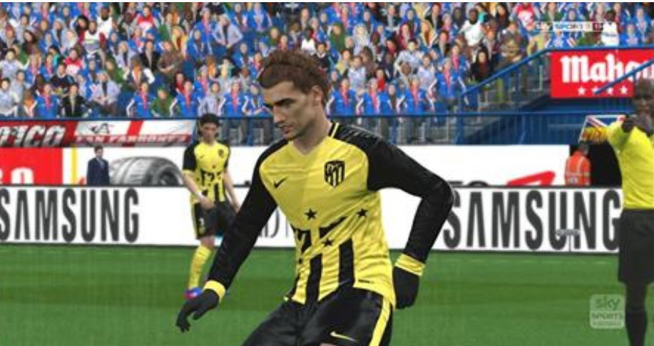 PES 2017 kits atletico madrid away leaked by akmalahzami