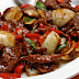 Halal Style Black Pepper Beef
