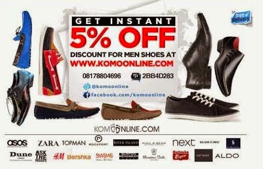 Komoonline.com, the exclusive online shoe store celebrates its one year anniversary