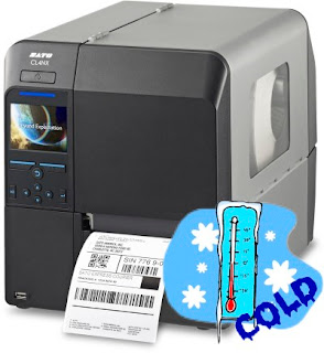 Its all about the Barcode: Error! - Print Head too cold