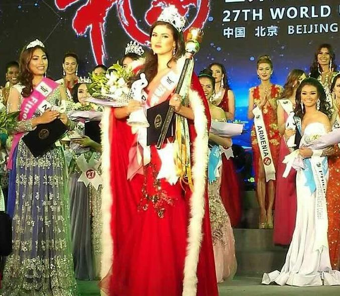 The Pageant Crown Ranking: World Miss University 2016