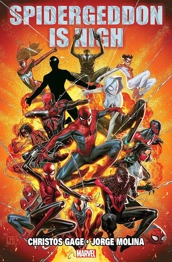 spider man insomniac games marvel comics spidergeddon