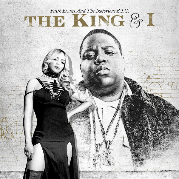 Faith Evans & The Notorious B.I.G. - Legacy - Single Cover