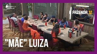 A Fazenda 12 – Jojo e JP protagonizam cena hilária – Luiza conta como cuidou das peoas