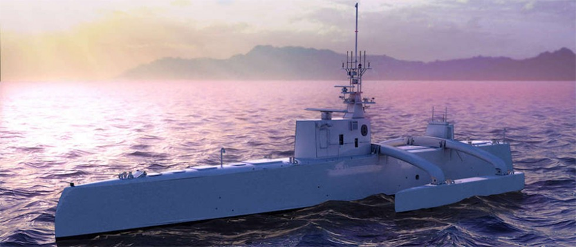 DARPA Sea Hunter Drone Ship