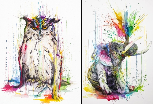 00-Philipp-Grein-Animal-Paintings-in-Splashes-of-Color-www-designstack-co