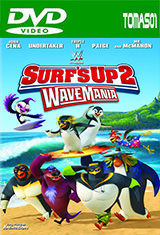 Surf's Up 2: WaveMania (Los reyes de las olas 2: WaveMania) (2017) DVDRip