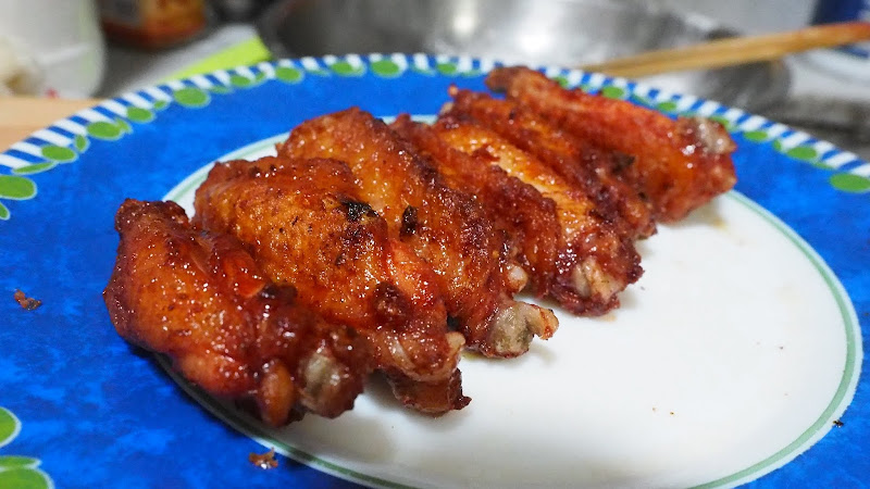 Bandit Chicken Wings DIY recipe 土匪雞翼 自家食譜