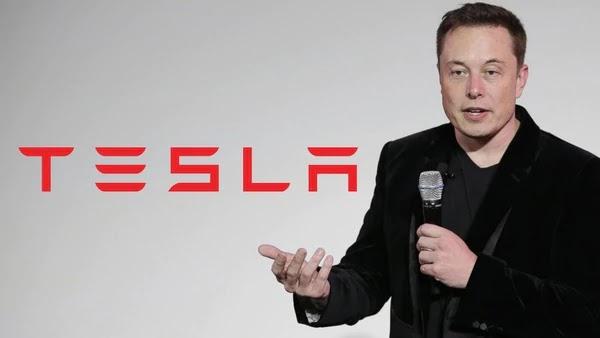 Elon Musk comprou cerca de 9,85 milhões de dólares em ações da Tesla na segunda-feira, sua maior compra desde março de 2017.