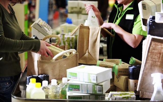 Produtos verdes ganham espaço nos supermercados