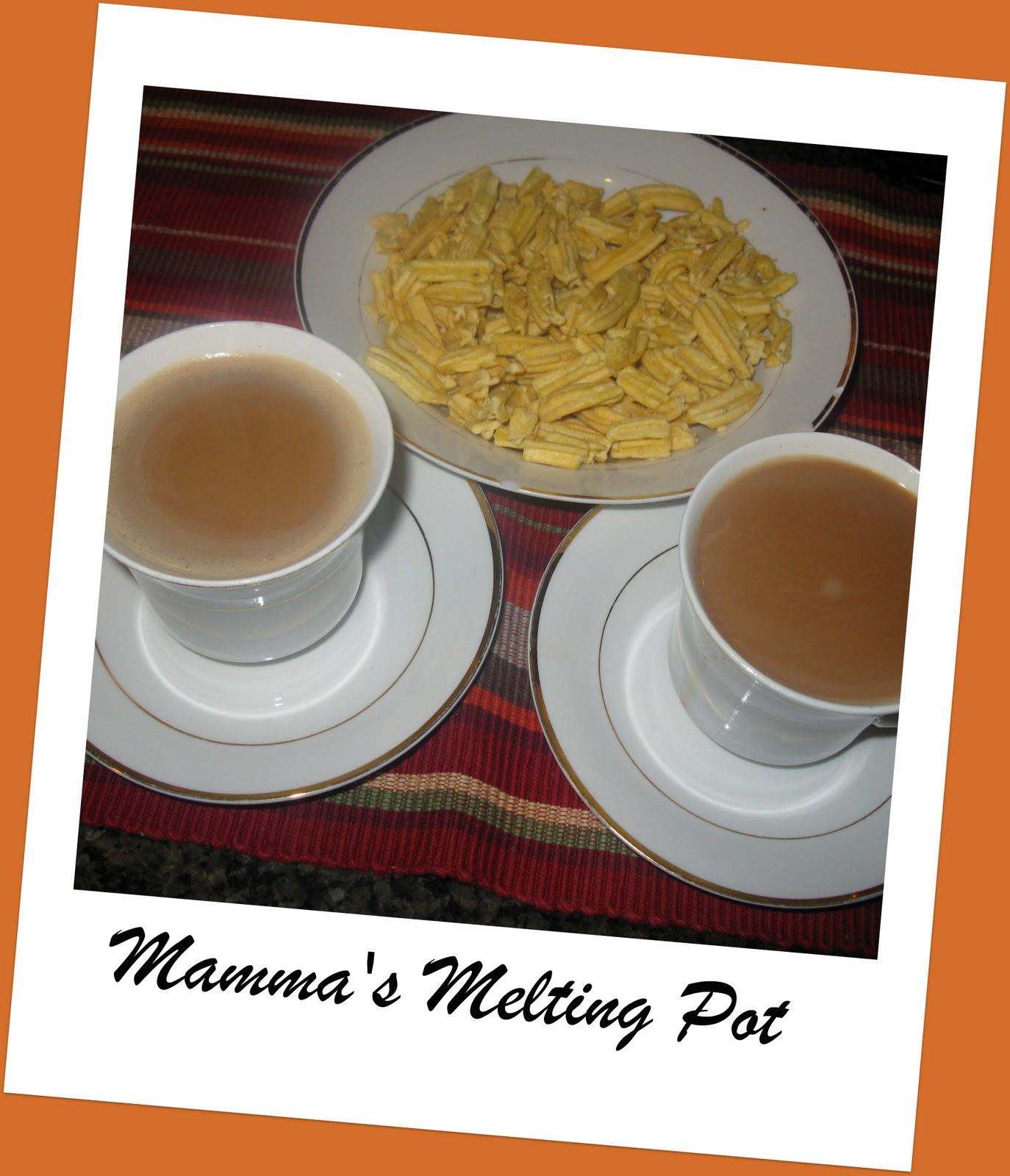 Mamma's Melting Pot: Tea Aka Chai---Desi Ishtyle: An