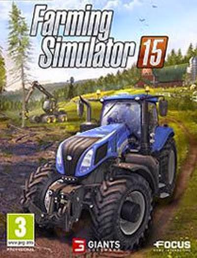 لعبة المزرعه الشهيره  Farming Simultor 15 النسخة الكاملة للكمبيوتر مجاناً