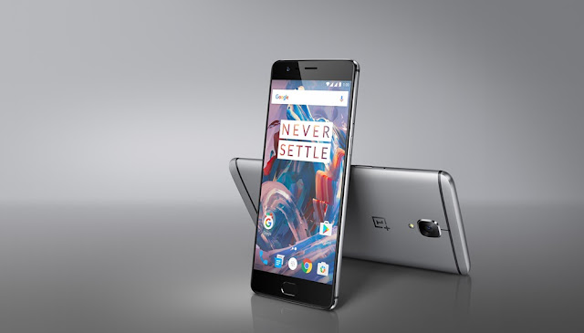 OnePlus launches OnePlus 3 smartphone with 6 GB RAM, Dash charge in India for Rs. 27999
