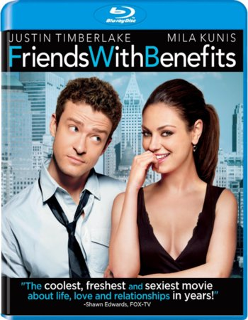 Friends with Benefits (2011) Dual Audio Hindi 720p BluRay