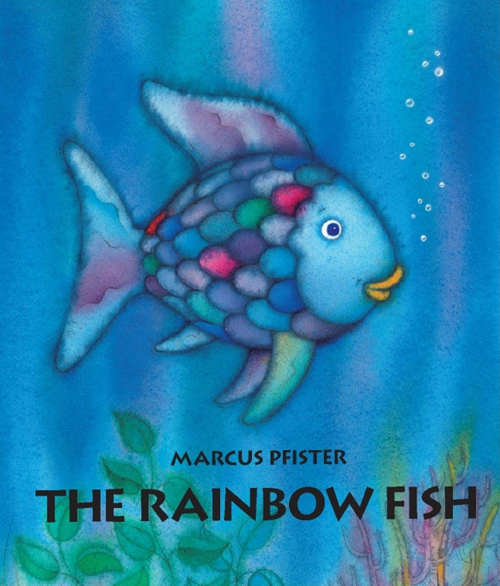 Miss kate 39 s desk my 9 favorite back to school books for for The rainbow fish