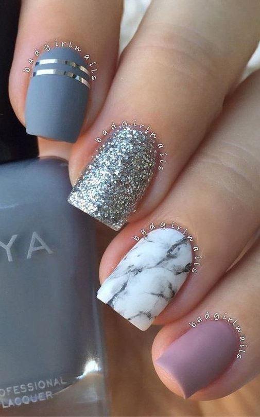 spring nail design idea